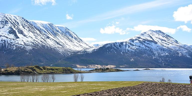 Norska kusten